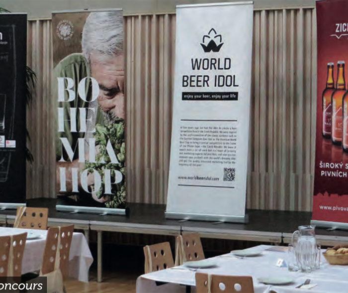 WBI « World Beer Idol » Un concours en République Tchèque